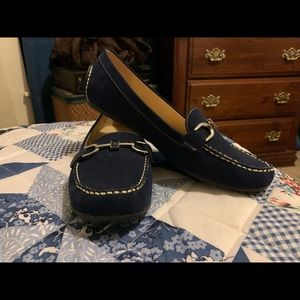 COPY - Navy loafers
